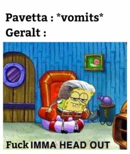 50+ The Witcher Memes, Funniest Witcher Memes, Geralt Of Rivia Memes