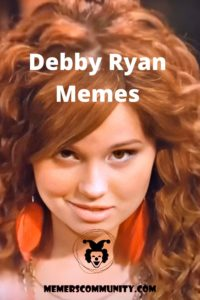 Funny Debby Ryan Meme, Debby From 'Radio Rebel' Become Meme